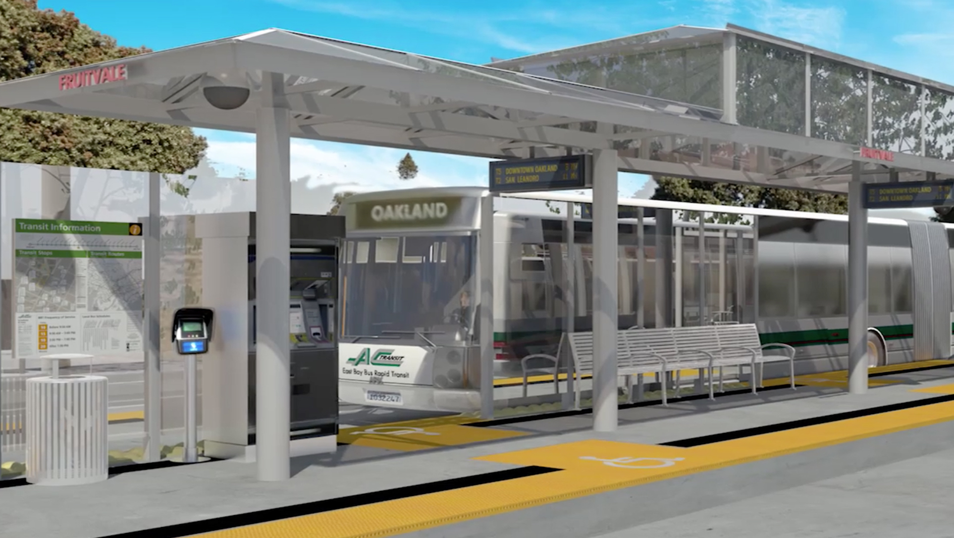 BRT Project – AC Transit